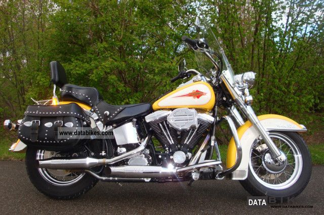 Harley-Davidson 1340 Heritage Softail Classic 1995 #12