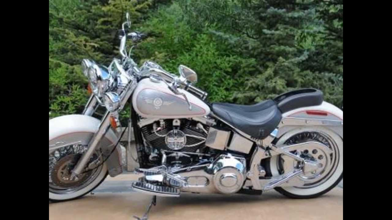 Harley-Davidson 1340 Heritage Softail Classic 1995 #8
