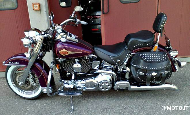 Harley-Davidson 1340 Heritage Softail Classic #3