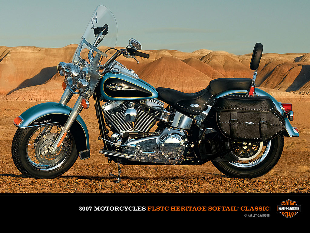 Harley-Davidson 1340 Heritage Softail Classic #5