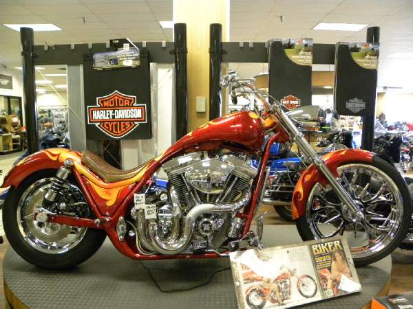 Harley-Davidson 1340 Low Rider Custom 1993 #11