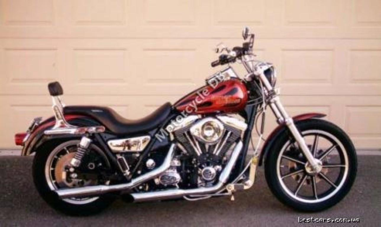 Harley-Davidson 1340 Low Rider Custom 1993 #12