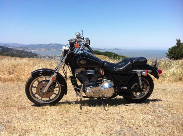 Harley-Davidson 1340 Low Rider Custom 1993 #14
