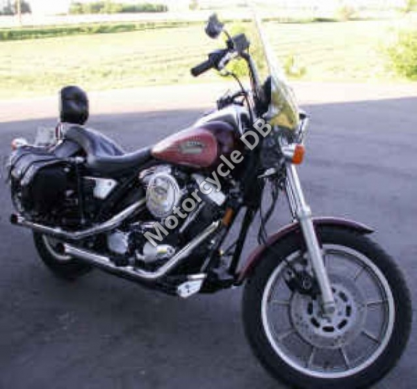 Harley-Davidson 1340 Low Rider Custom 1993 #3