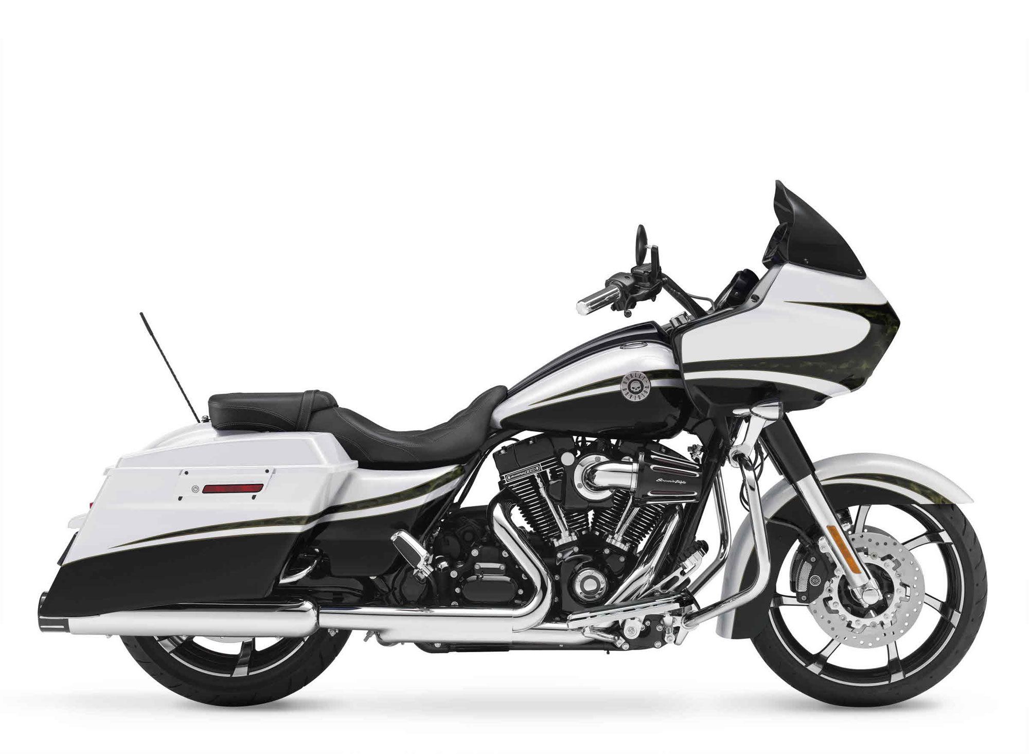 Harley-Davidson 1340 Tour Glide Ultra Classic (reduced effect) #13