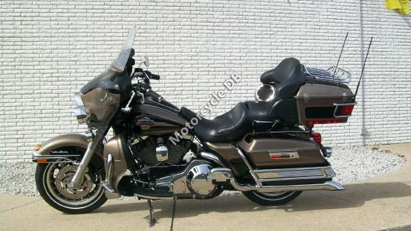 Harley-Davidson 1340 Tour Glide Ultra Classic (reduced effect) 1989 #2