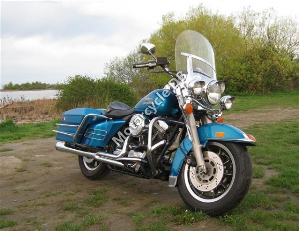 Harley-Davidson 1340 Tour Glide Ultra Classic (reduced effect) 1989 #8