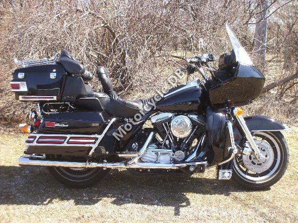 Harley-Davidson 1340 Tour Glide Ultra Classic (reduced effect) #2