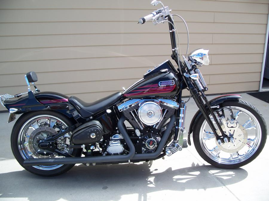 Harley-Davidson Bad Boy 1996 #1