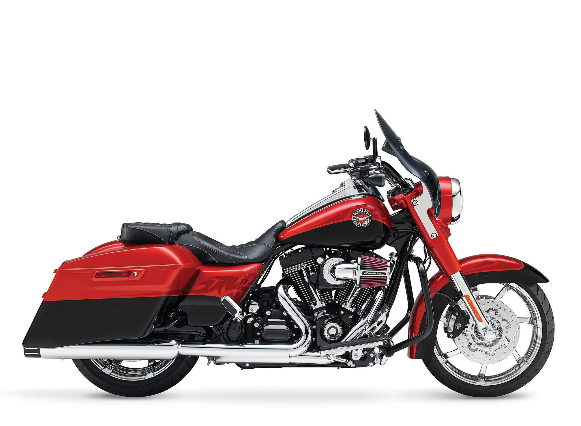 Harley Davidson Cvo Road King Cvo Road King 1