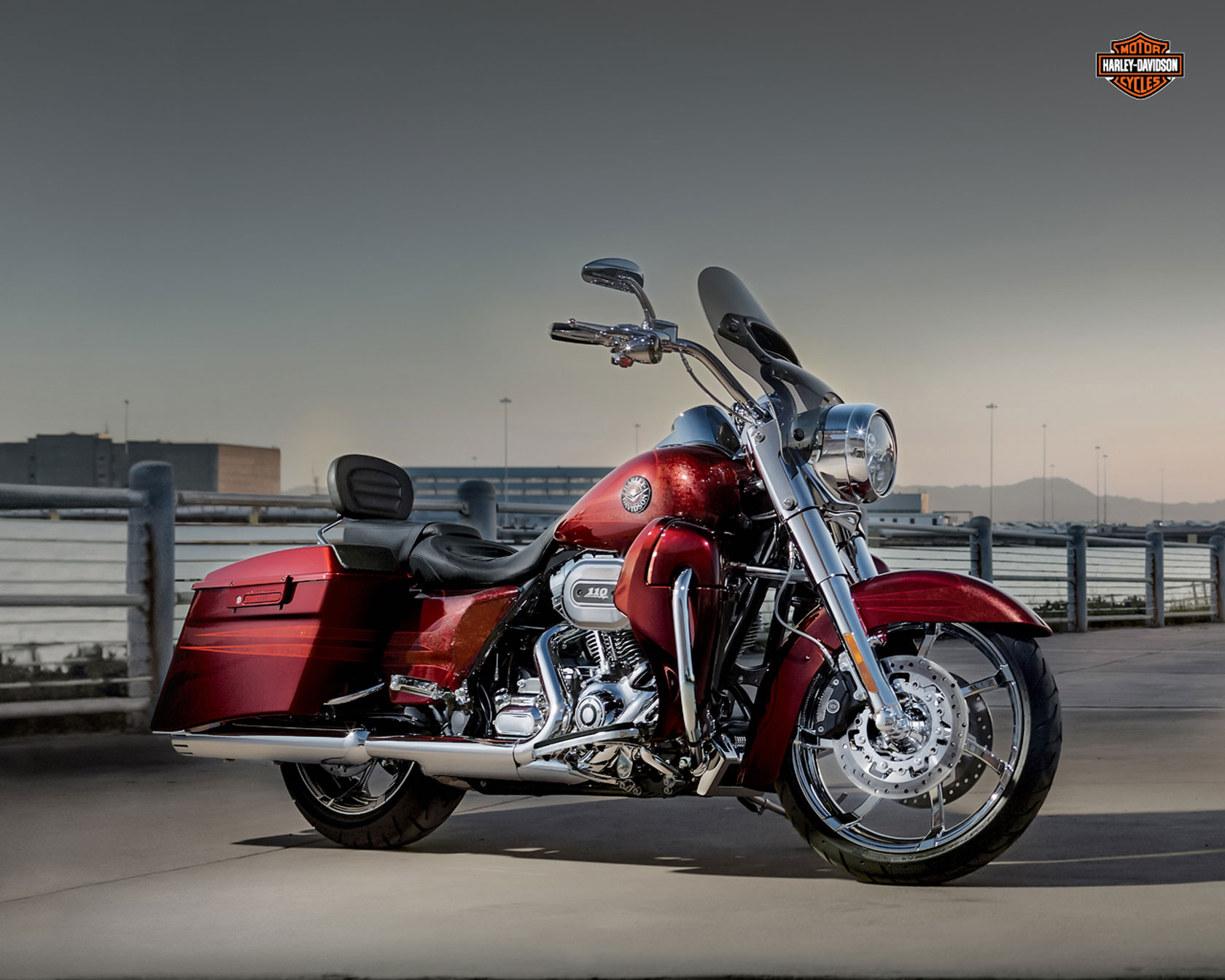 Harley-Davidson CVO Road King 2013 #1
