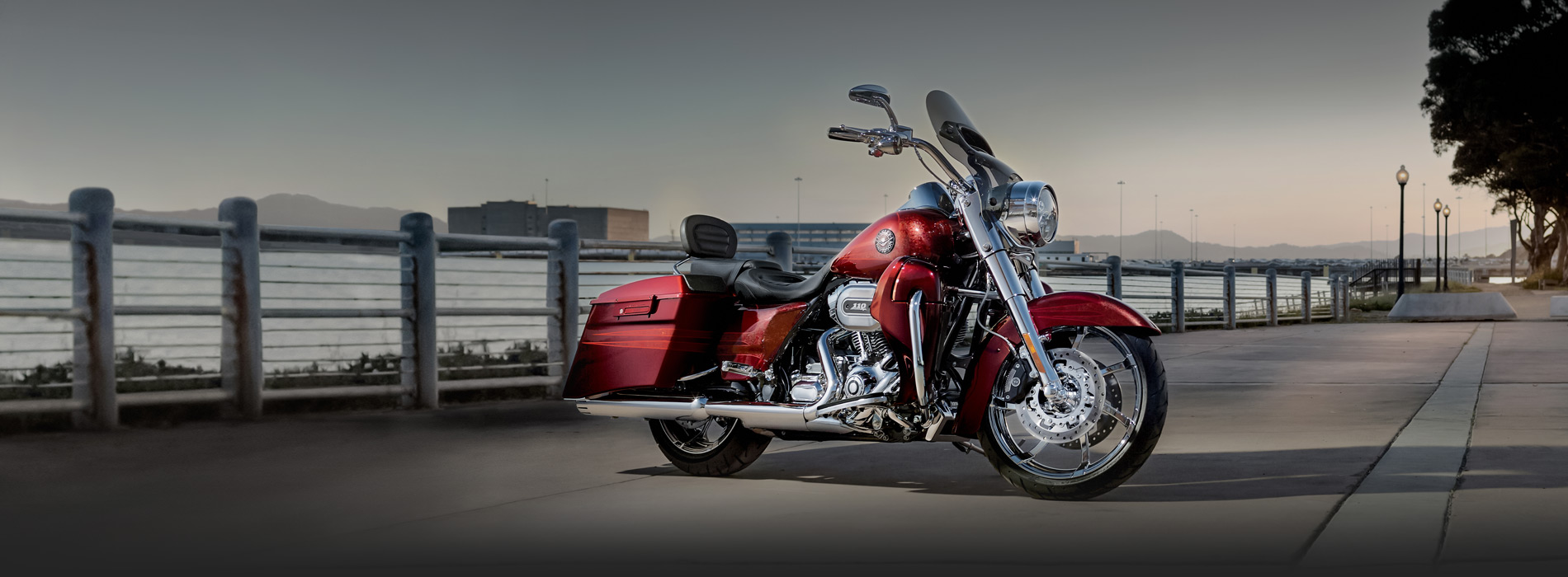Harley-Davidson CVO Road King 2013 #11