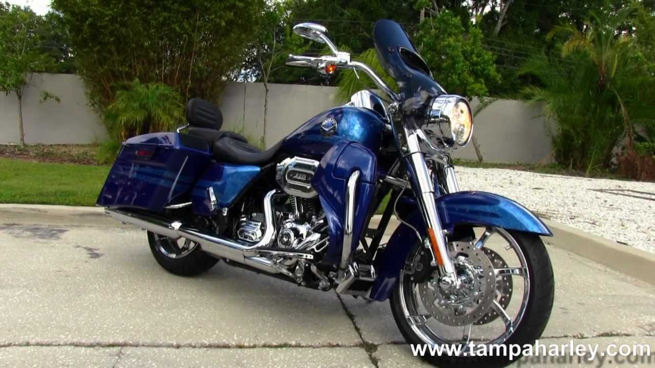 Harley-Davidson CVO Road King 2013 #12