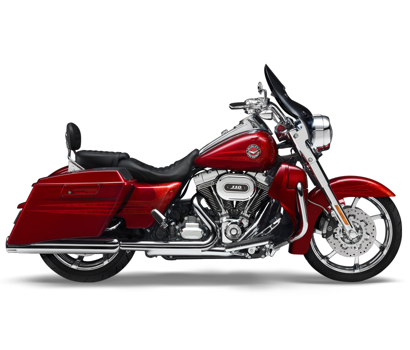 Harley-Davidson CVO Road King 2013 #5