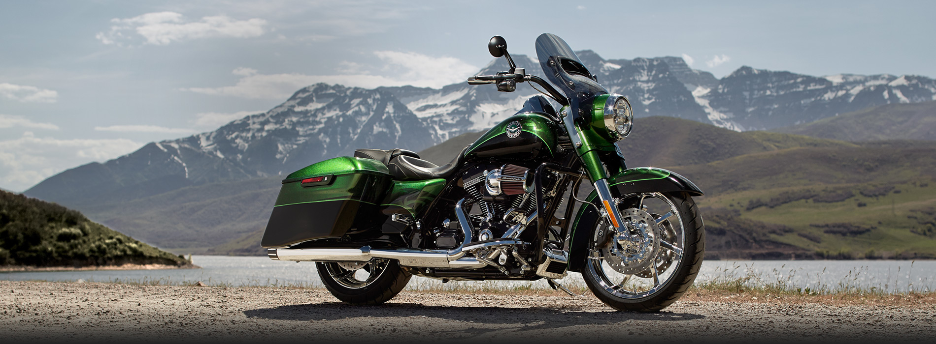 Harley-Davidson CVO Road King 2014 #1