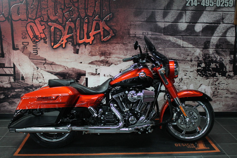 Harley-Davidson CVO Road King 2014 #9