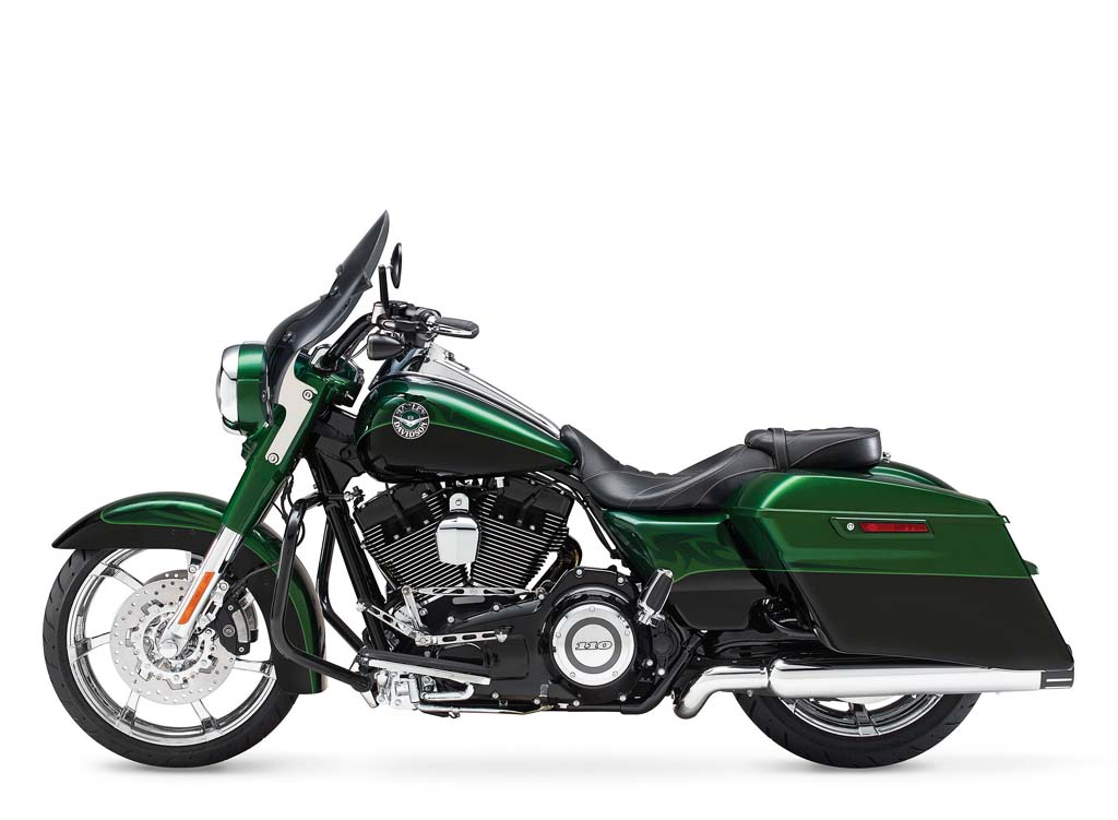 Harley-Davidson CVO Road King 2014 #5