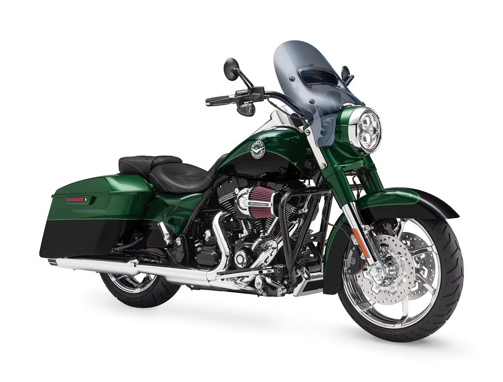 Harley-Davidson CVO Road King 2014 #6