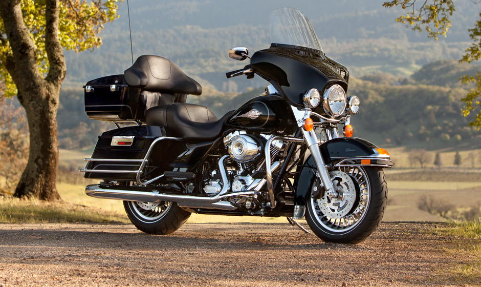 Harley-Davidson Electra Glide Classic #1