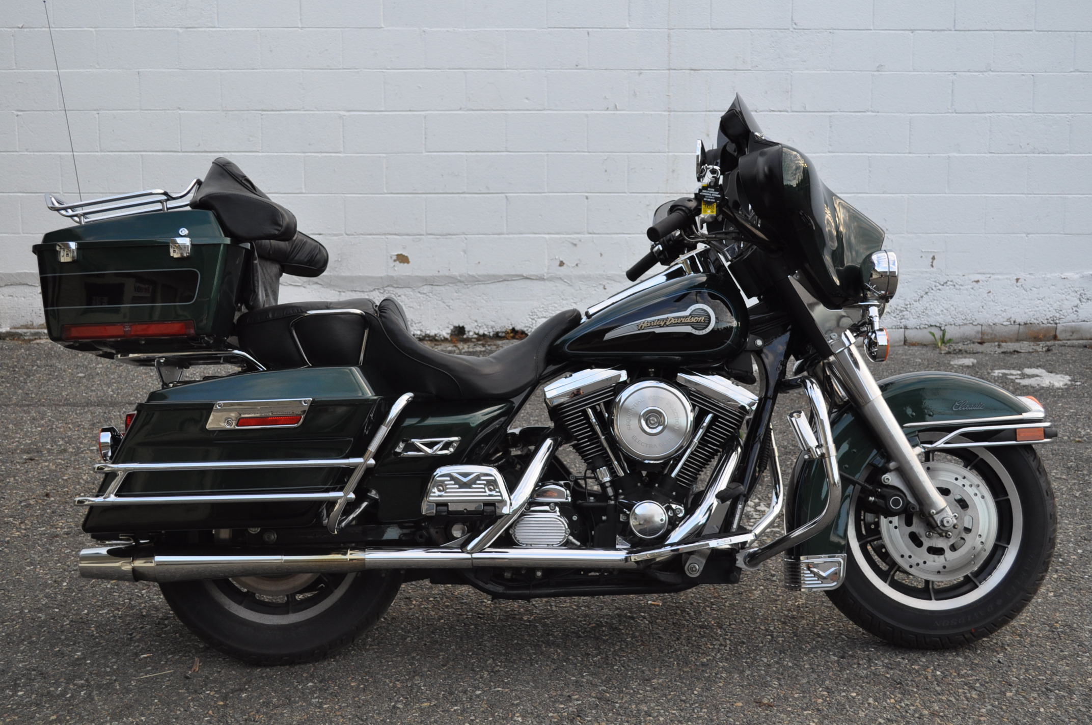 Harley-Davidson Electra Glide Classic 1997 #1