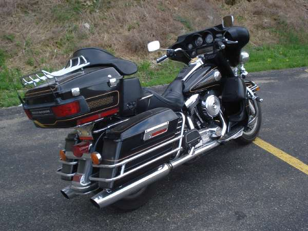 Harley-Davidson Electra Glide Classic 1997 #10