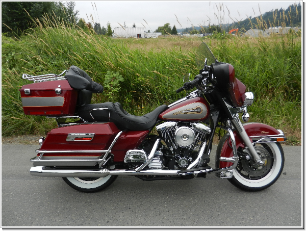 Harley-Davidson Electra Glide Classic 1997 #13