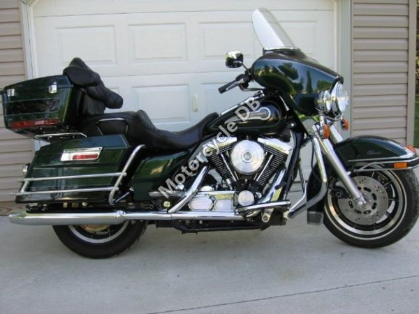 Harley-Davidson Electra Glide Classic 1997 #6