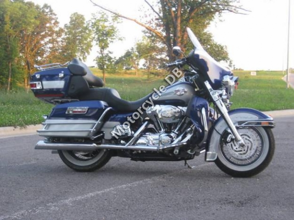 Harley-Davidson Electra Glide Classic 2001 #7