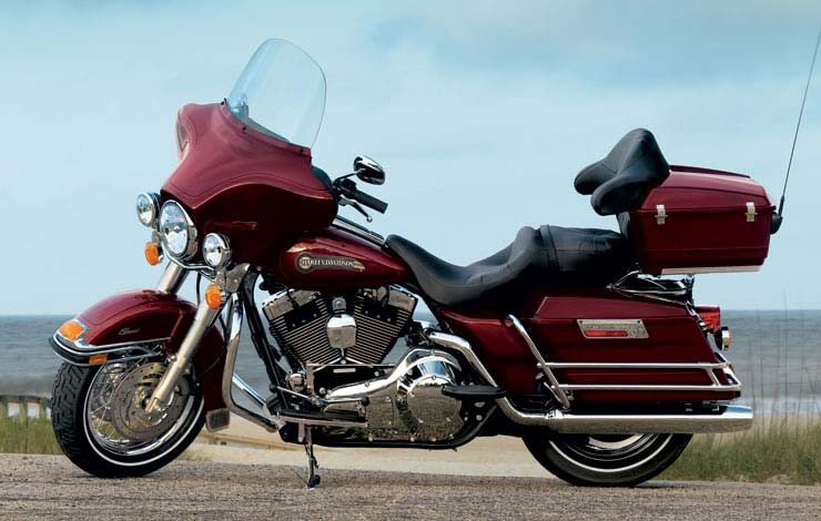 Harley-Davidson Electra Glide Classic 2001 #9