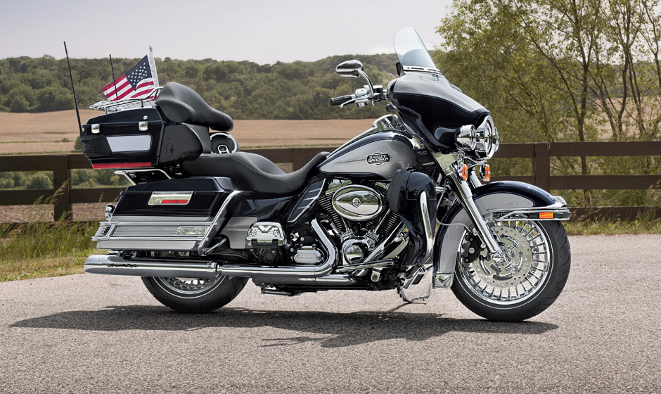 2013 Harley-Davidson Electra Glide Classic #3