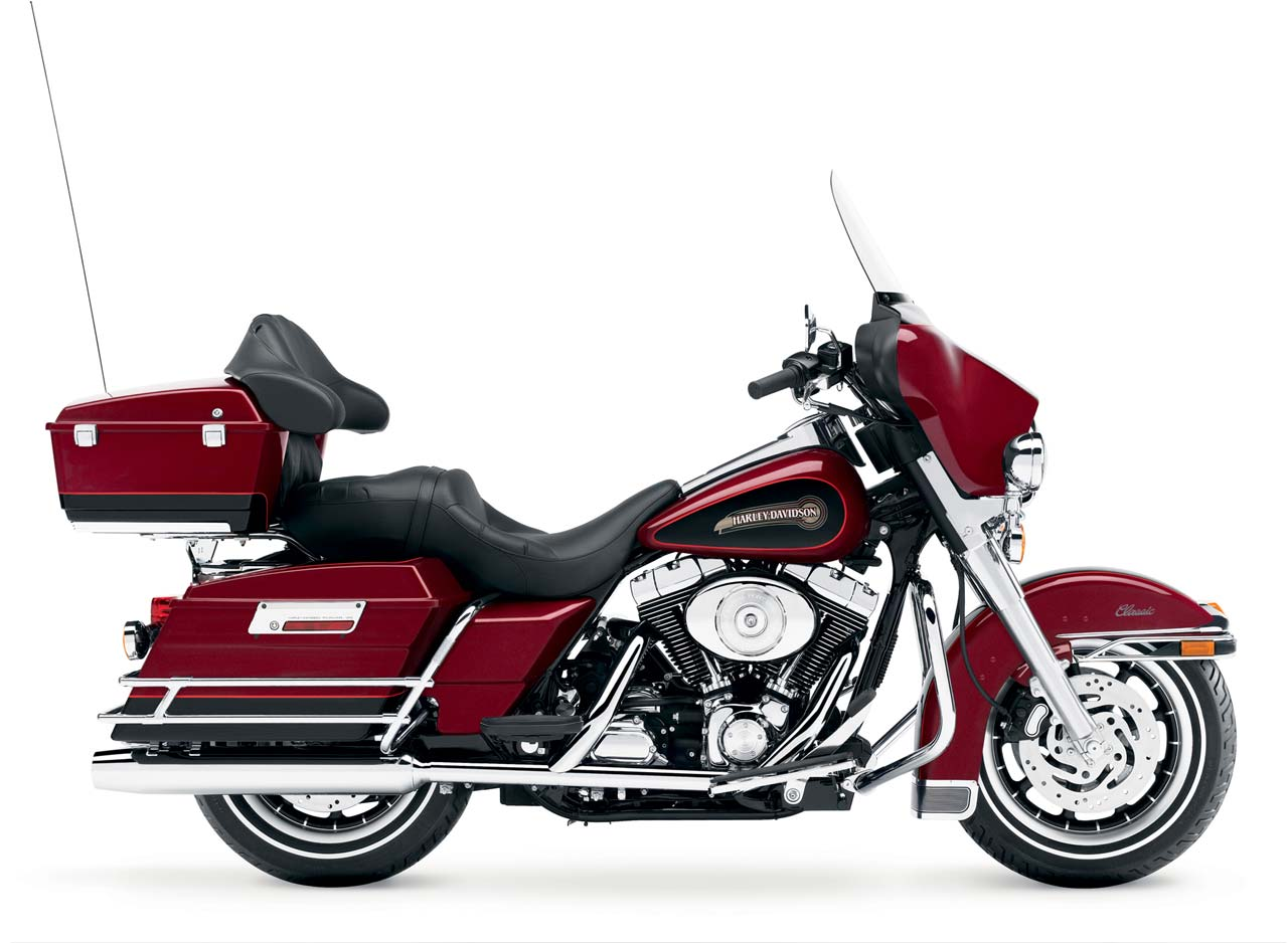 Harley-Davidson Electra Glide Classic #3