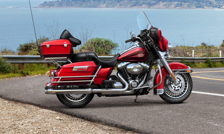 Harley-Davidson Electra Glide Classic #8
