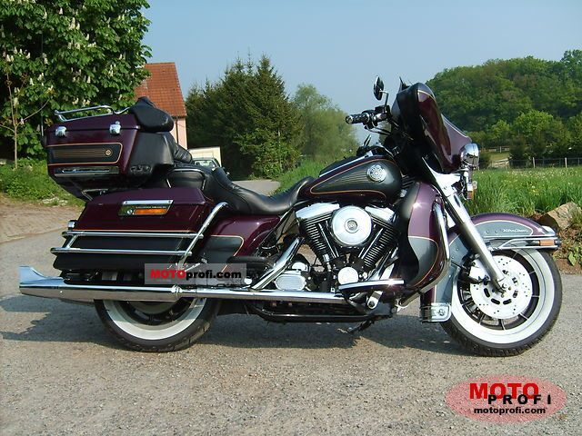 1990 Harley-Davidson Electra Glide Ultra Classic #3