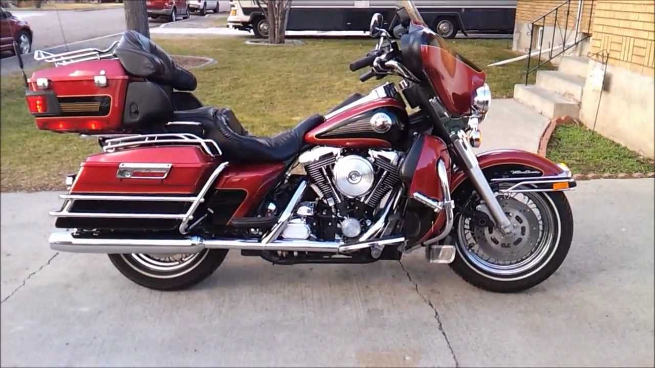 Harley-Davidson Electra Glide Ultra Classic 1997 #12