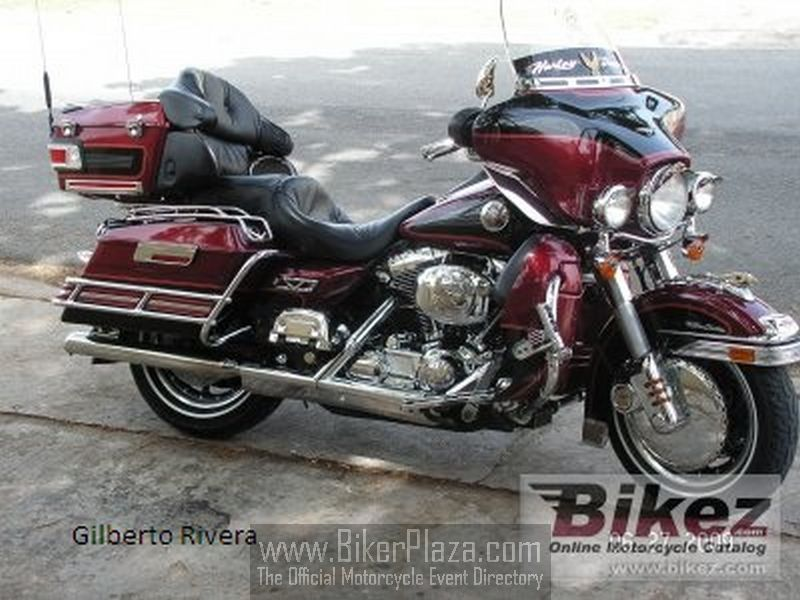 Harley-Davidson Electra Glide Ultra Classic 1997 #4