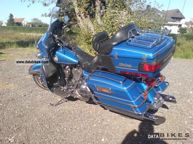 Harley-Davidson Electra Glide Ultra Classic 1997 #6