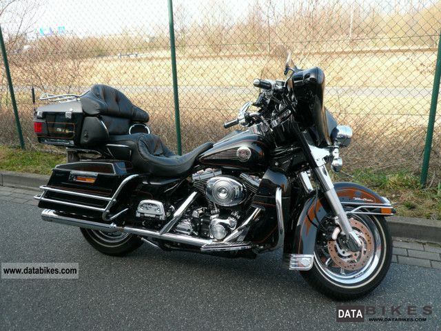 Harley-Davidson Electra Glide Ultra Classic 2001 #10