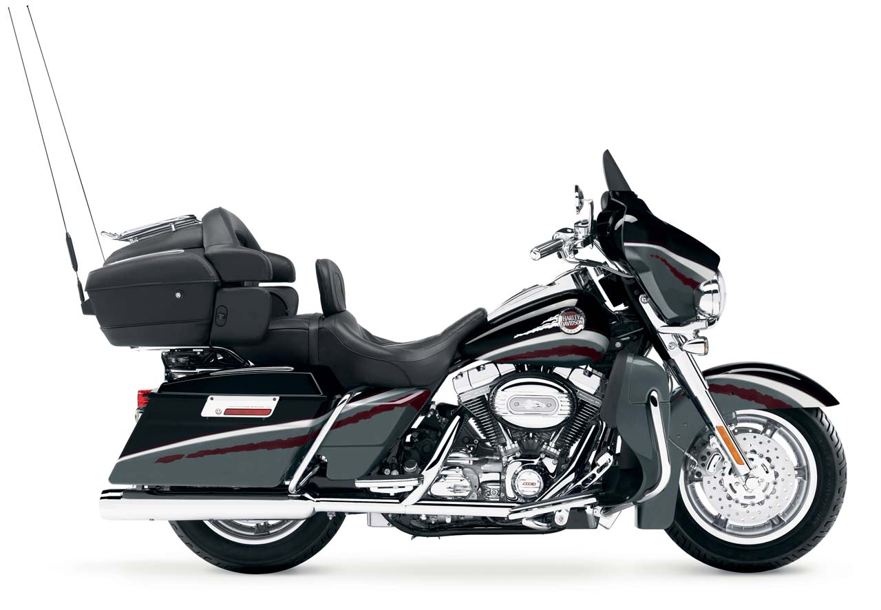Harley-Davidson Electra Glide Ultra Classic 2001 #11