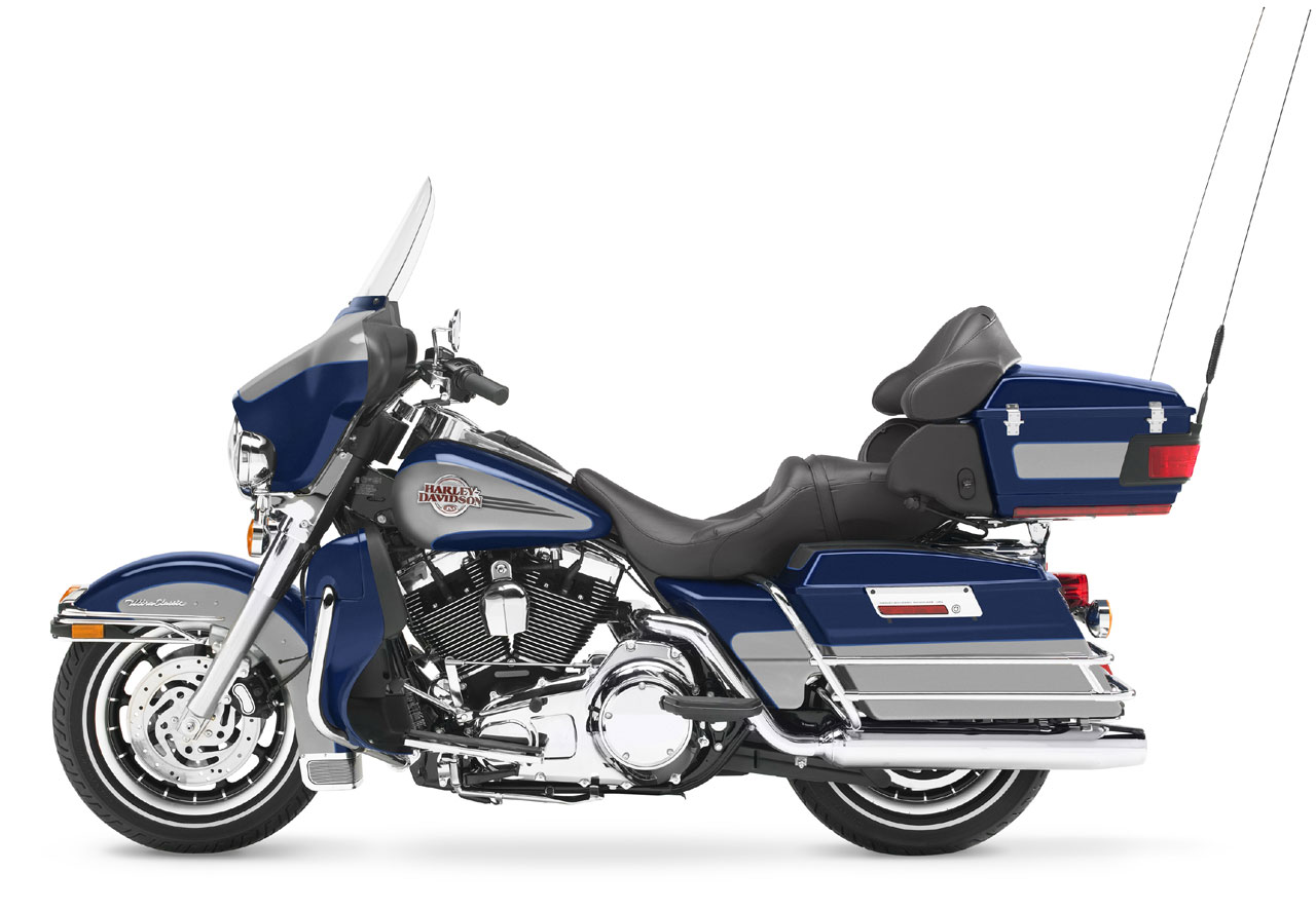 Harley-Davidson Electra Glide Ultra Classic 2001 #3