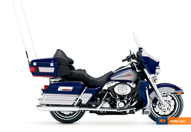 Harley-Davidson Electra Glide Ultra Classic 2001 #5