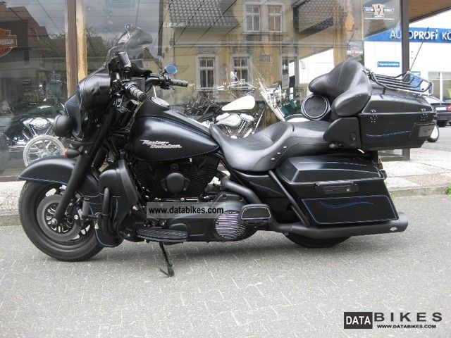 Harley-Davidson Electra Glide Ultra Classic 2001 #6