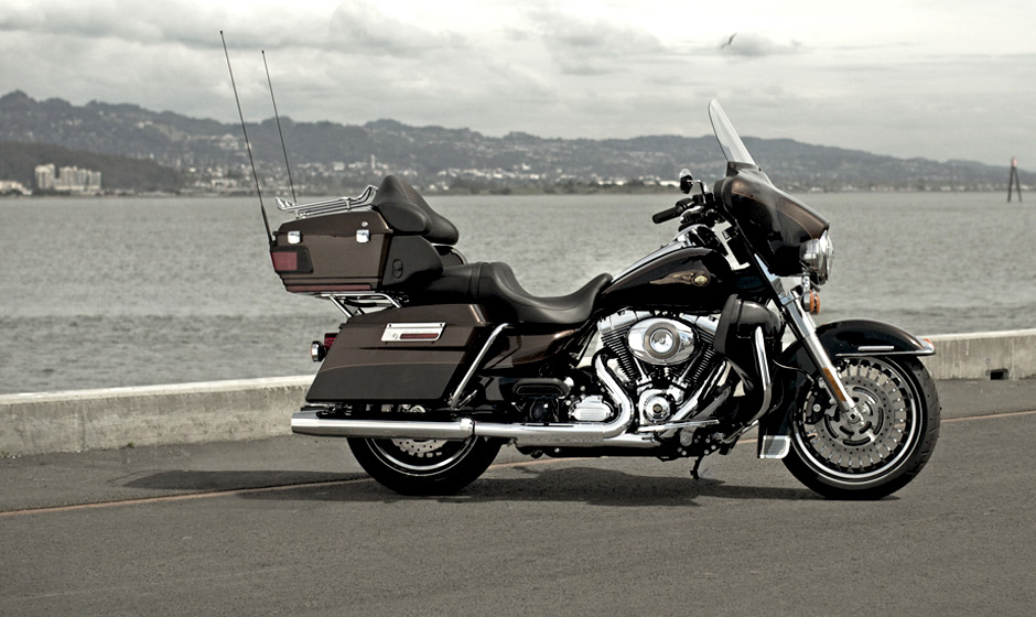 Electra Glide Ultra Limited 2013