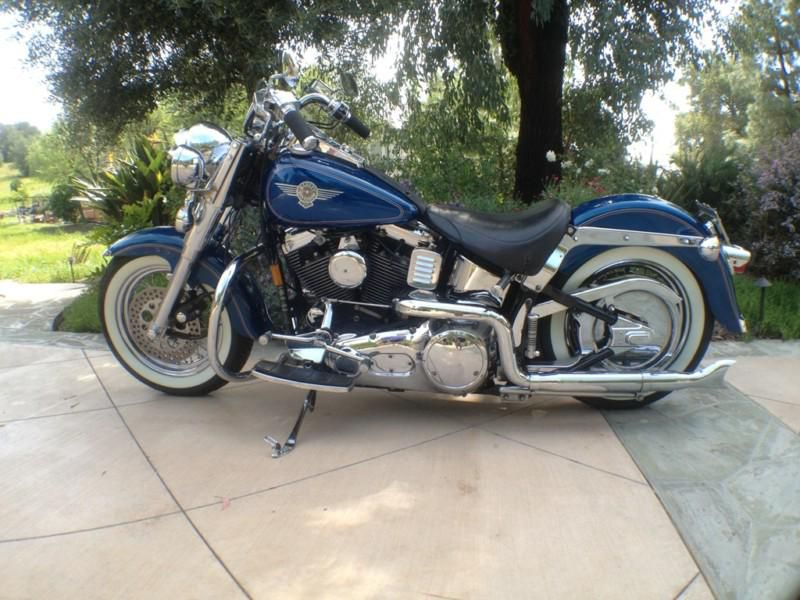 Harley-Davidson Fat Boy 1992 #12