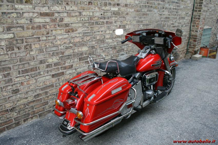 Harley-Davidson FLHC 1340 EIectra Glide Classic #9