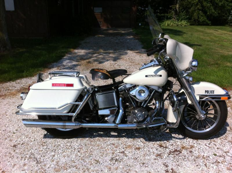 Harley-Davidson FLHC 1340 EIectra Glide Classic (with sidecar) 1982 #11