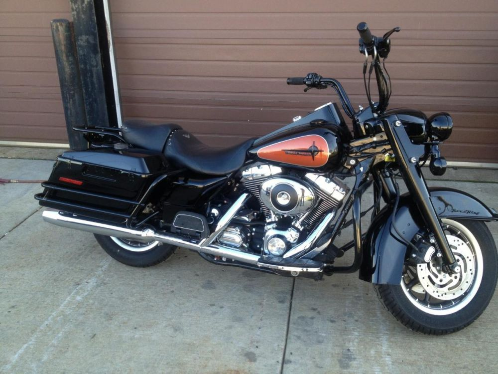 Harley-Davidson FLHP Road King Fire Rescue #11