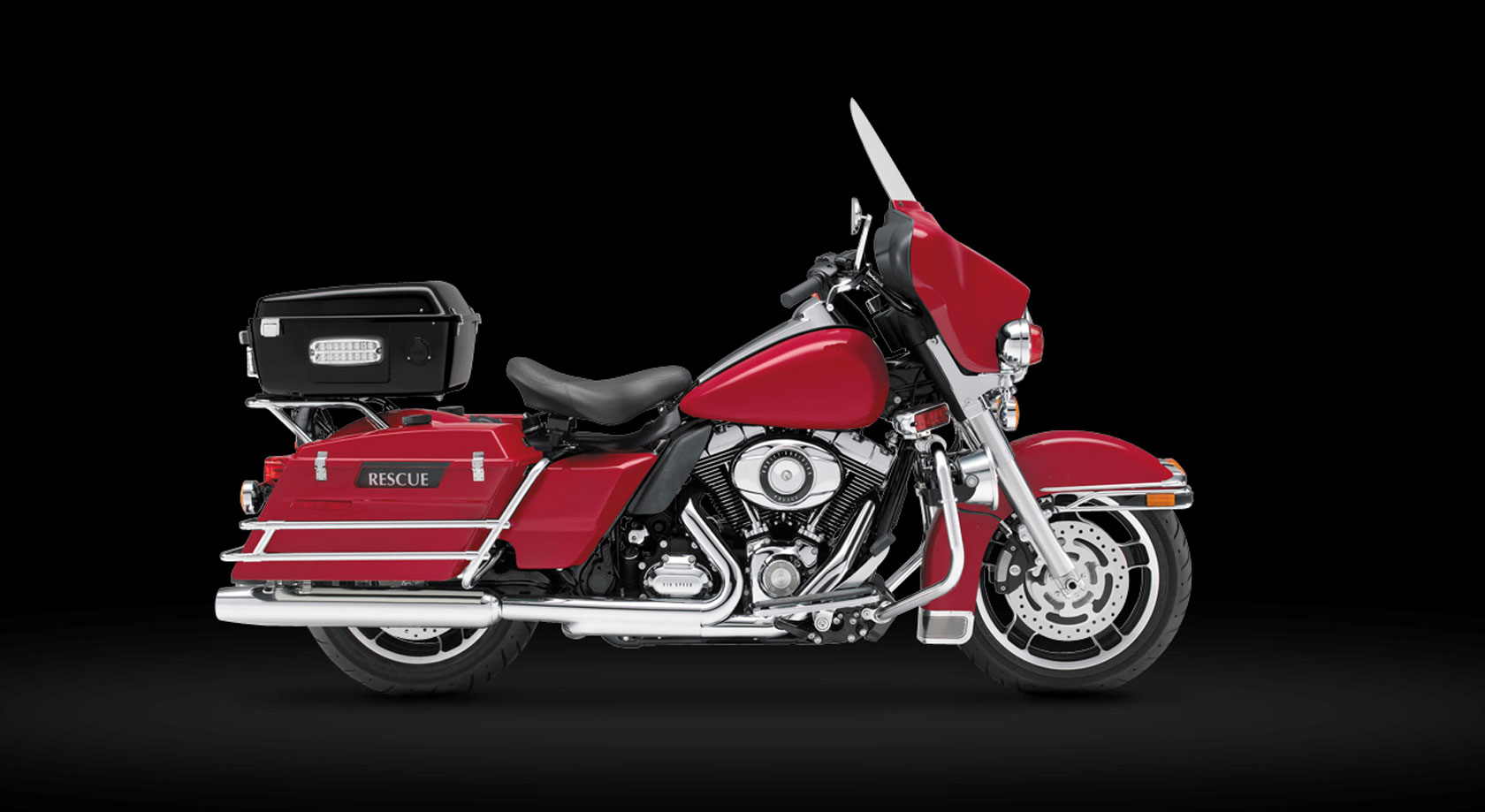 Harley-Davidson FLHP Road King Fire Rescue #2