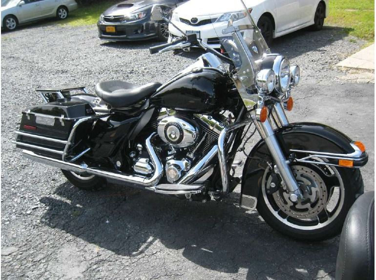 Harley-Davidson FLHP Road King Fire Rescue #3