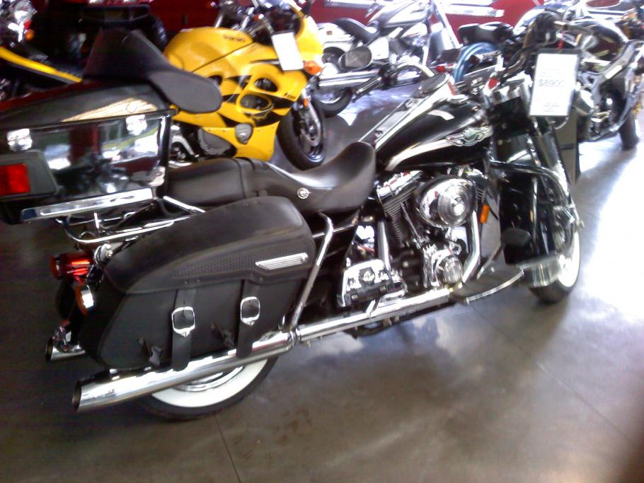Harley-Davidson FLHP Road King Fire Rescue #8