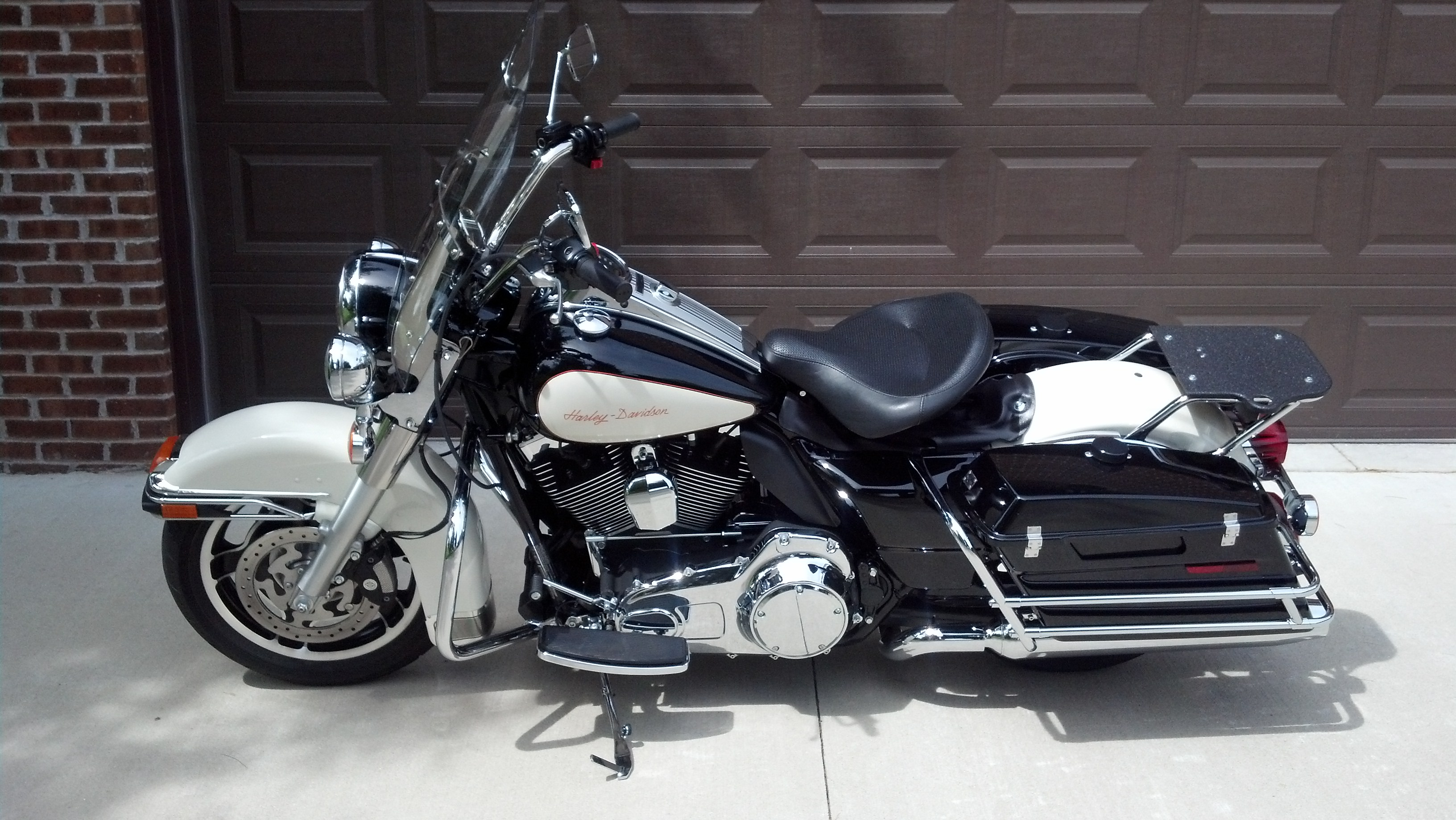 Harley-Davidson FLHR Road King 2012 #10